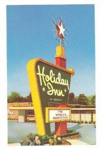 Exterior,Holiday Inn, Greenville,South Carolina,40-60s