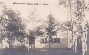 RP: Minnewawa Lodge, Hubert, Minnesota, 1900-10s