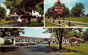 Keentucky Walton The Pon-De-Lon Motel