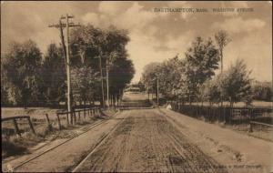Easthampton MA c1905 RAPHAEK TUCK Postcard #1 WILLISTON