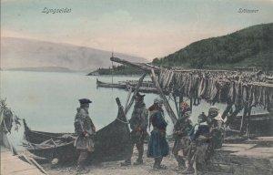 Norway / Norge : 00-10s ; Lyngseidet , Sjolapper