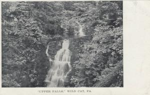WILD CAT, Pennsylvania, 1901-07; Upper Falls