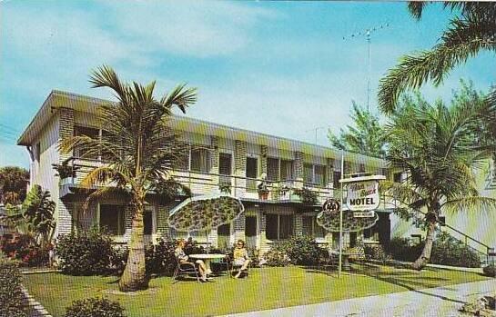 Florida Vero Beach Veros Beach Motel