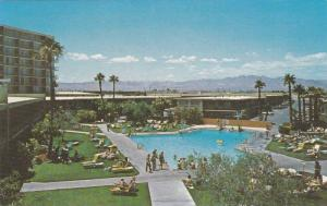 Stardust Hotel, Swimming Pool, Las Vegas, Nevada, 1940-1960s