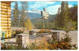 Alpine Village Bungalow Camp , JASPER National Park , Alberta , Canada , 50-60s