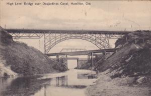 High Level Bridge over Desjardines Canal , HAMILTON , Ontario , Canada , 00-10s