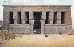 DENDERAH , Egypt , 00-10s ; Colonnade de temple