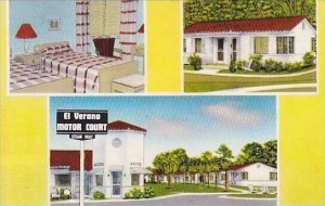 Florida Jacksonville El Verano Motor Court