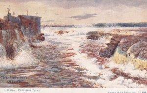 OTTAWA, Ontario, Canada, PU-1905; Chaudiere Falls