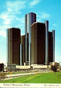 Michigan Detroit Renaissance Center
