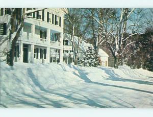 Pre-1980 OLD TAVERN AT GRAFTON RESTAURANT Grafton Vermont VT v8252