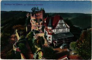 CPA AK ZABERN HOHBARR mit Wirschaftsgebaude (490195)
