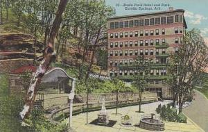 Arkansas Eureka Springs Basin Park Hotel And Park