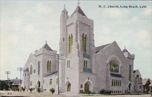 California Long Beach M E Church