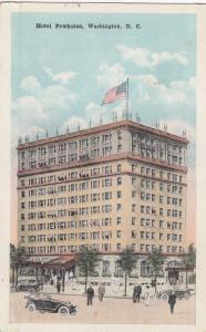 Hotel Powhatan, Washington, D.C., PU-1922