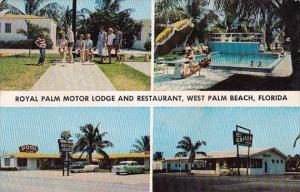Royal Palm Motor Lodge And Restaurant West Palm Beach Florida