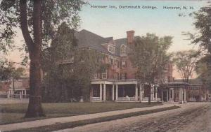 New Hampshire Hanover The Hanover Inn Dartmouth College Albertype