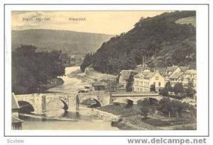 Hann. Munden, Germany 00-10s Wasweblick