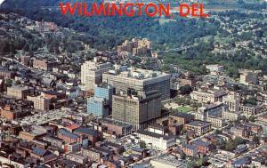 DE - Wilmington. Aerial View