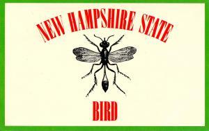 Comic - New Hampshire State Bird