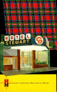 California San Francisco Union Square Hotel Stewart