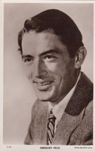 RP: Actor Gregory Peck , 1920-40s