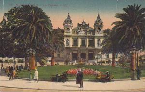 Le Casino, Monte-Carlo, Monaco, 1900-1910s