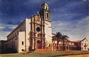 Tucson Arizona~Benedictine Convent Of Perpetual Adoration~1960 Poscard