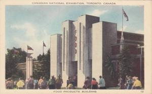 Exterior, Food Products Building, Canadian National Exhibition, Toronto,Canad...