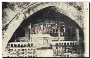 Old Postcard Tarascon L & # 39Eglise Saint Martha