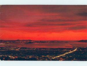 Pre-1980 AERIAL VIEW Berkeley California CA A5331