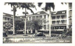 Real Photo Hotel Canal Zone Panama Unused