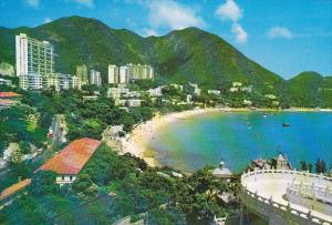 Hong Kong Scenery of Repulse Bay