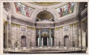 Minnesota Saint Paul The Rotunda State Capitol