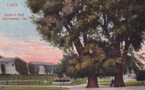 California Sacramento Sutters Fort