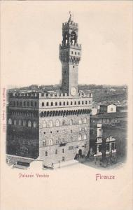 Italy Firenze Palazzo Vecchio