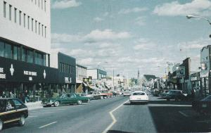Main Street , VAL D'OR , Quebec , Canada , PU-1989