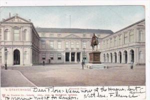 Netherlands Gravenhage Koninklijk Paleis King's Palace 1906