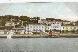 Ireland Cork Queenstown Promenade