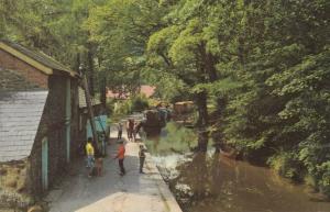 Llangollen Canal 3x THREE 1970s Postcard s