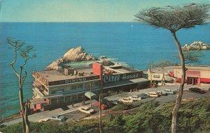 Postcard Cliff House San Francisco California