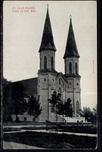 St Louis Church,Fond du Lac,WI