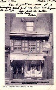 Pennsylvania Philadelphia Betsy Ross House 1903