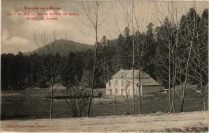 CPA Vallée de l'Aude-Le Pré du Roi et Maison du Garde forét des Fanges (261071)