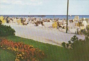 Germany Ostseeheilbad Groemitz Am Strand