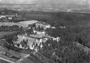 Koenigstein im Taunus Taunusheim und Sanatorium Aerial view