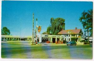 Gulf Gas Station, Culpeper Mtor Court, Culpeper VA