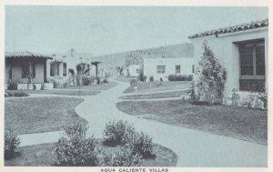 TIJUANA HOT SPRINGS , Mexico , 1920s; Villas , Agua Caliente