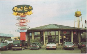 DILLON - SOUTH OF THE BORDER -View shows Pedros Monte Carlo Game Room, 1970s