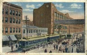 Noon Rush Ilion NY 1910 missing stamp